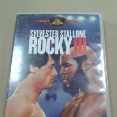 Cine: ROCKY III ( CON SYLVESTER STALLONE ). Lote 235562285