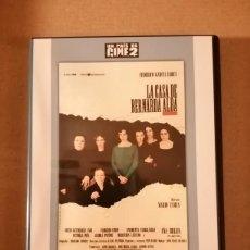 Cine: DVD COLECCION UN PAIS DE CINE 2 / LA CASA DE BERNALDA ALBA / MARIO CAMUS / ANA BELEN. Lote 235581670
