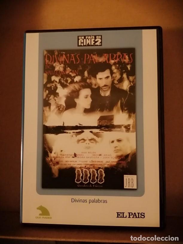 DVD COLECCION UN PAIS DE CINE 2 / DIVINAS PALABRAS / ANA BELEN / IMANOL ARIAS (Cine - Películas - DVD)