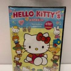 Cine: REF.10522 HELLO KITTY - PARADISE DVD NUEVO PRECINTADO. Lote 235635240