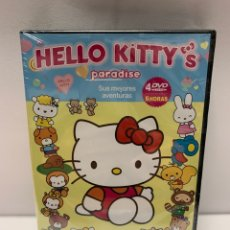 Cine: REF.10523 HELLO KITTY PARADISE DVD NUEVO PRECINTADO. Lote 235635370