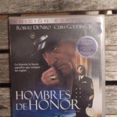 Cine: HOMBRES DE HONOR DVD. Lote 235860370