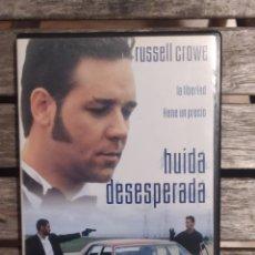 Cine: HUIDA DESESPERADA DVD. Lote 235860405