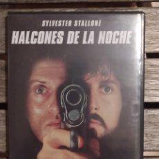 Cine: HALCONES DE LA NOCHE DVD. Lote 235860470