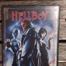 Cine: HELLBOY EDICIÓN ESPECIAL DE 2 DISCOS DVD. Lote 235860500