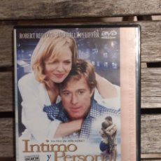 Cine: INTIMO Y PERSONAL DVD. Lote 235860575