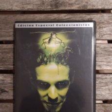 Cine: INTACTO EDICIÓN ESPECIAL DE COLECCIONISTAS 2 DISCOS DVD. Lote 235861645