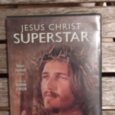 Cine: JESÚS CHRIST SUPERSTAR DVD. Lote 235861670