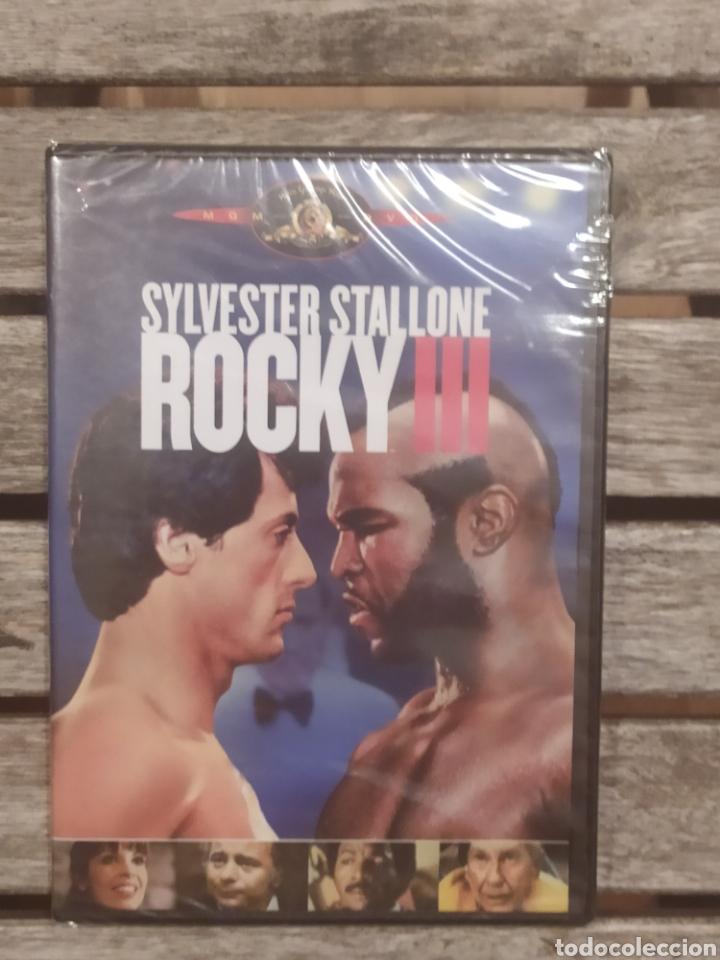 ROCKY III DVD SYLVESTER STALLONE NUEVA Y PRECINTADA (Cine - Películas - DVD)