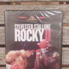 Cine: ROCKY II DVD SYLVESTER STALLONE NUEVA Y PRECINTADA. Lote 236174595