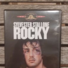 Cine: ROCKY I DVD SYLVESTER STALLONE. Lote 236174995