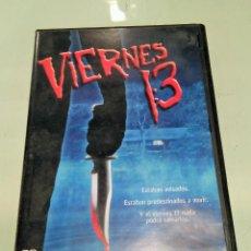 Cine: VIERNES 13 - DVD. Lote 236220740