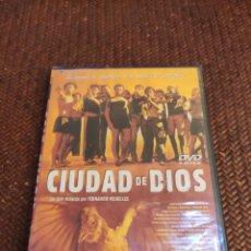 Cine: CIUDAD DE DIOS PRECINTADA. Lote 236247340