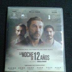 Cine: LA NOCHE DE 12 AÑOS [DVD] ANTONIO DE LA TORRE. Lote 236247570