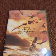 Cine: 1492 LA CONQUISTA DEL PARAÍSO PRECINTADA SLIM. Lote 236249060