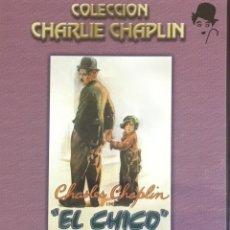 Cine: EL CHICO - CHARLIE CHAPLIN. Lote 236250705