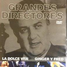Cine: LA DOLCE VITA - GINGER Y FRED. Lote 236251125