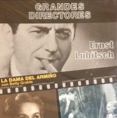 Cine: LA DAMA DEL ARMIÑO - UNA MUJER PARA DOS. Lote 236251205