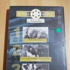Cine: ROBÍN DE LOS BOSQUES / EL JOROBADO DE NUESTRA SEÑORA DE PARÍS / OLIVER TWIST (DVD PRECINTADO). Lote 236272050