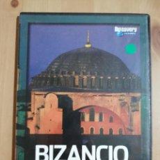Cine: BIZANCIO. EL IMPERIO PERDIDO (DVD) DISCOVERY CHANNEL. Lote 236272930