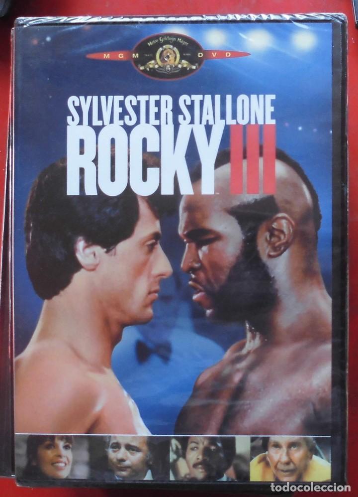 ROCKY III (Cine - Películas - DVD)
