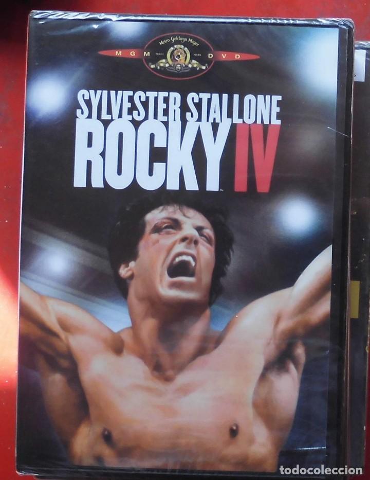 ROCKY IV (Cine - Películas - DVD)