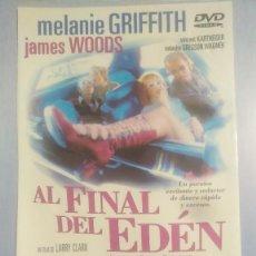 Cinema: LOTE DVD AL FINAL DEL EDEN. Lote 236310215