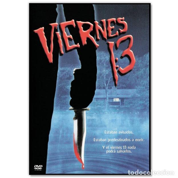 VIERNES 13 DVD (Cine - Películas - DVD)