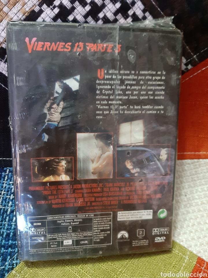 Cine: DVD Viernes 13, parte 3 (Precintado) - Foto 2 - 236404315