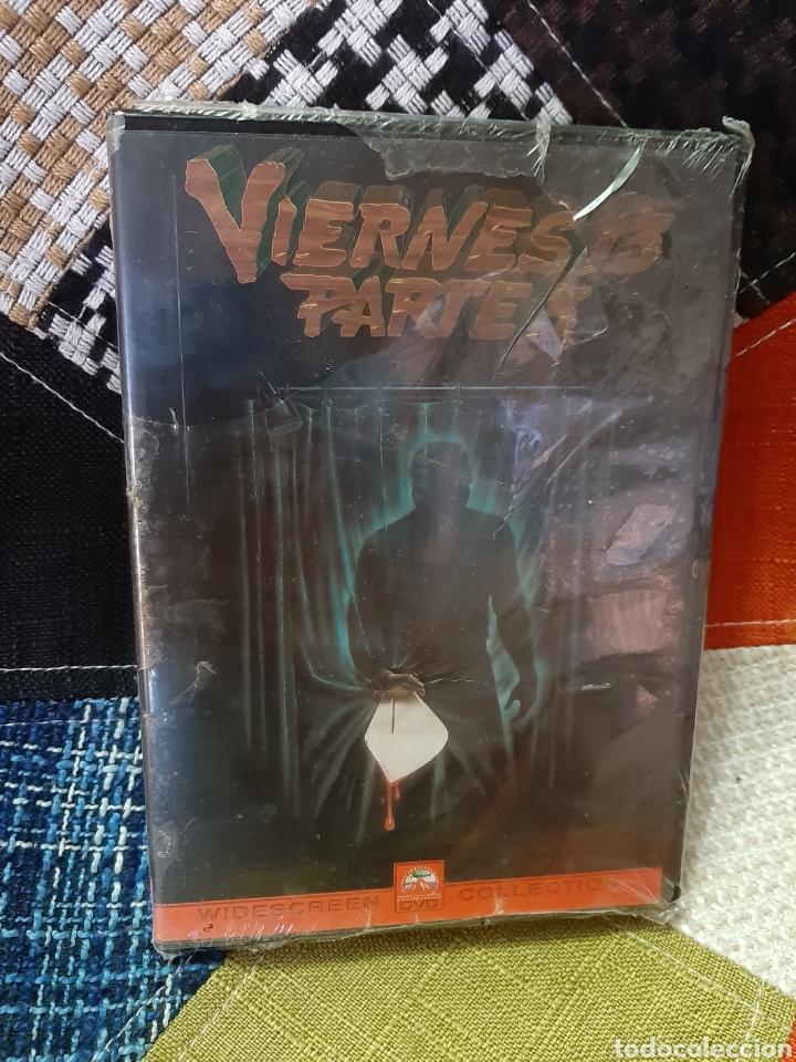 DVD VIERNES 13, PARTE 3 (PRECINTADO) (Cine - Películas - DVD)