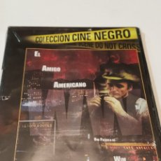 Cinema: EL AMIGO AMERICANO. SLIM. NUEVA Y PRECINTADA.. Lote 236429305
