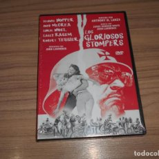 Cine: LOS GLORIOSOS STOMPERS DVD DENNIS HOPPER NUEVA PRECINTADA. Lote 236437640
