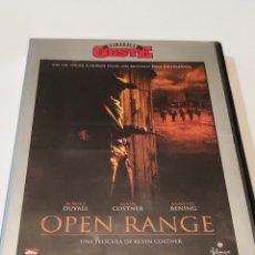 Cinema: OPEN RANGE. SIEMPRE EL MEJOR PRECIO.. Lote 236437985