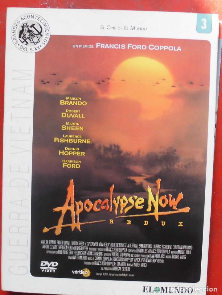 APOCALYPSE NOW (Cine - Películas - DVD)