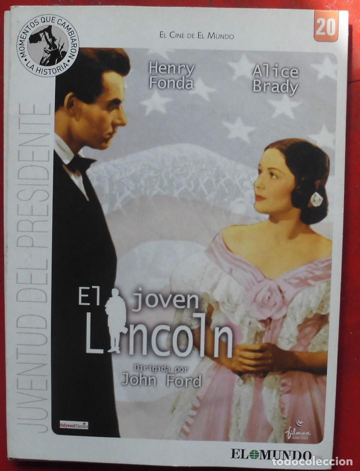 EL JOVEN LINCOLN (Cine - Películas - DVD)