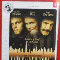 Cine: GANGS OF NEW YORK. Lote 236483650
