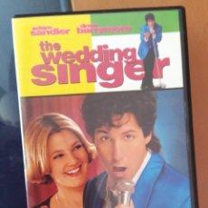 Cine: DVD THE WEDDING SINGER EL CHICO IDEAL. Lote 236554625