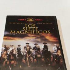 Cinema: LOS SIETE MAGNÍFICOS. NUEVA Y PRECINTADA.. Lote 236640070