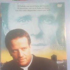 Cine: LOTE DVD CONSPIRACIÓN PARA MATAR A UN CURA. Lote 236750795