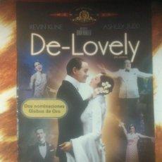 Cinema: LOTE DVD DE-LOVERY. Lote 236753370