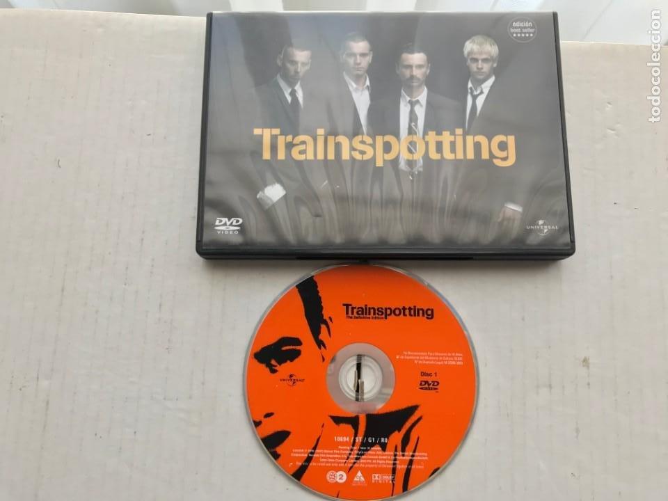 TRAINSPOTTING EDICION BEST SELLER PELICULA DVD KREATEN (Cine - Películas - DVD)
