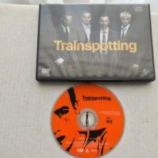 Cine: TRAINSPOTTING EDICION BEST SELLER PELICULA DVD KREATEN. Lote 236773180