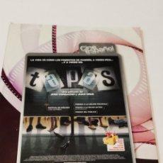 Cinema: TAPAS. FUNDA DE CARTÓN .. Lote 236793455
