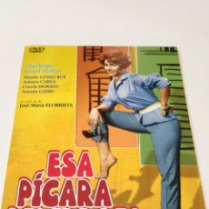 Cinema: ESA PÍCARA PELIRROJA. FUNDA DE CARTÓN.. Lote 236804685