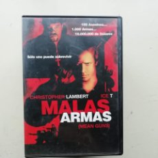 Cine: MALAS ARMAS. Lote 236818700