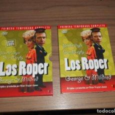 Cine: LOS ROPER TEMPORADA 1 COMPLETA 3 DVD 250 MIN. DISCOS COMO NUEVOS. Lote 257406430