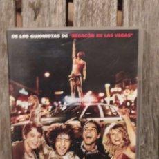 Cine: NOCHE DE MARCHA DVD. Lote 236845020
