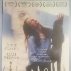 Cinema: LOTE DVD NELL. Lote 236846535
