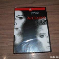 Cine: ACUSADOS DVD JODIE FOSTER NUEVA PRECINTADA. Lote 288579543