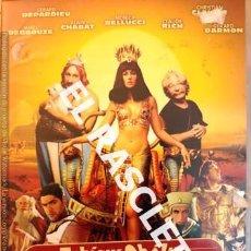 Cine: DVD - PELICULA - ASTERIX Y OBELIX - MISIÓN CLEOPATRA. Lote 236891700